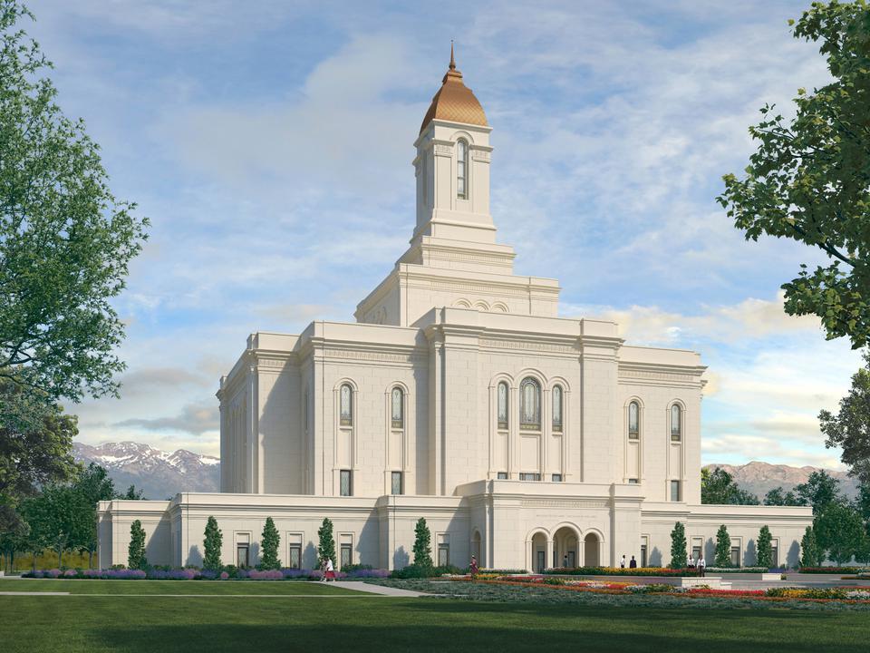 Templo del Valle Tooele, Utah