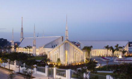 Se anuncia la edificación de un nuevo templo en Argentina