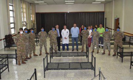 La Iglesia de Jesucristo facilita su centro de reuniones para atender a pacientes con coronavirus en Argentina