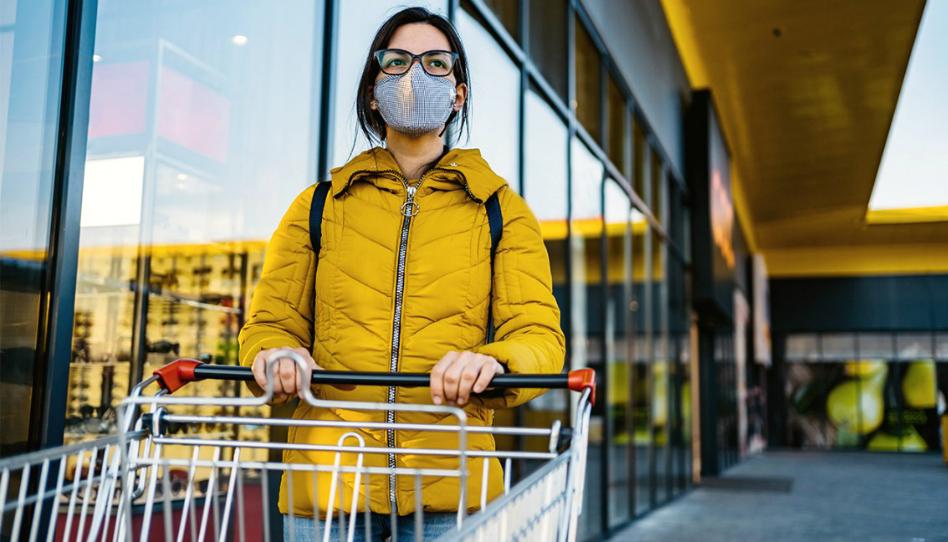Estudiantes de Utah se ofrecen a hacer entregas gratuitas de alimentos durante la pandemia
