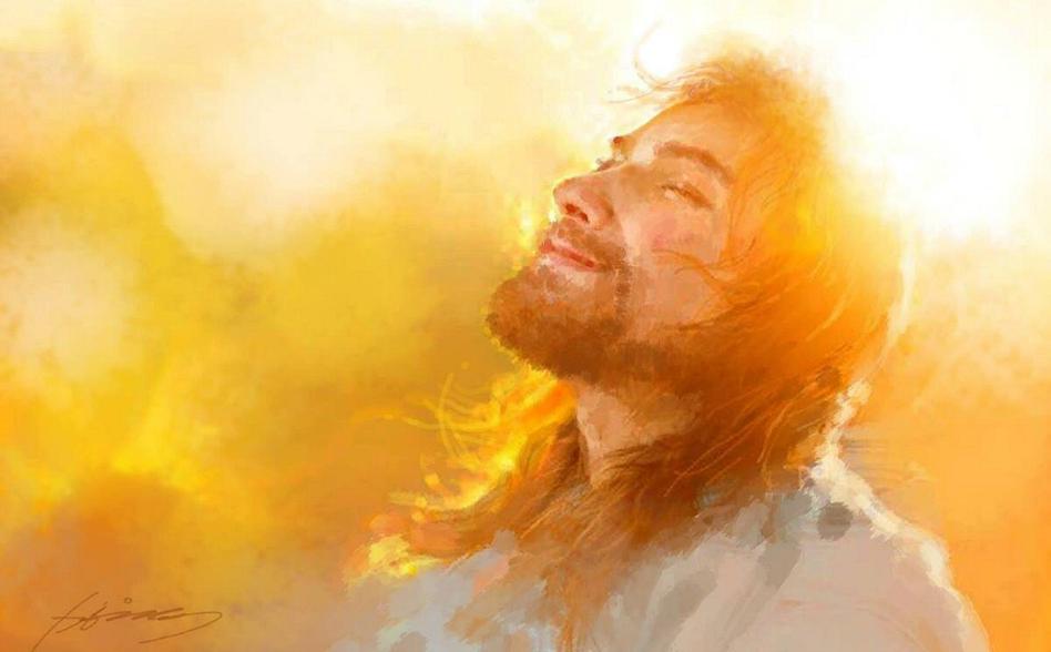 padre celestial cristo