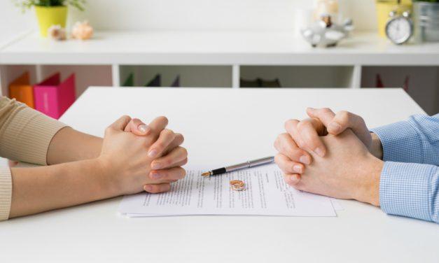 Después de un divorcio todavía hay un final feliz, ten fe