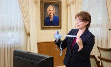 La Iglesia de Jesucristo donará 5 millones de mascarillas para el personal de salud en Utah