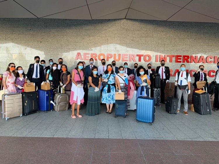 misioneros brasileños