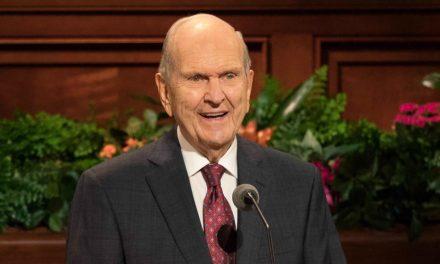 """Presidente Nelson: """"Cuando te abrume la incertidumbre, recuerda que el Padre Celestial sabe que es lo mejor para ti"""""""