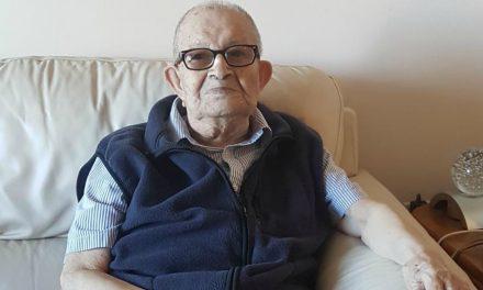 Miembro de la Iglesia de 101 años sobrevive al COVID-19