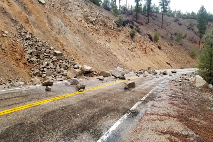 sismo en Idaho