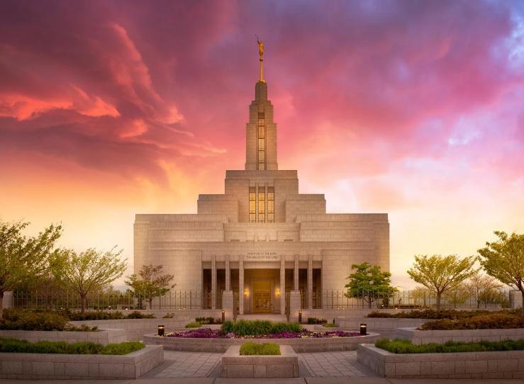 Templo de Draper, Utah