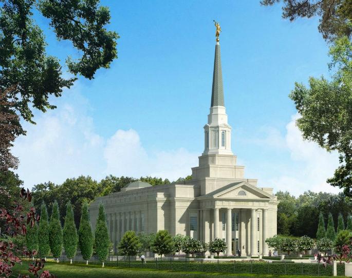 Templo de Richmond, Virginia