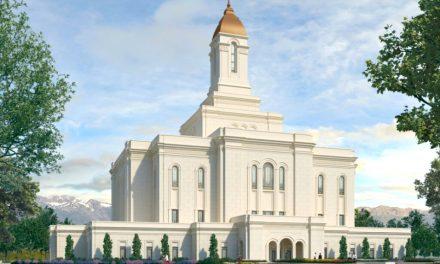 Estos serán los diseños para los nuevos templos en Utah y Washington
