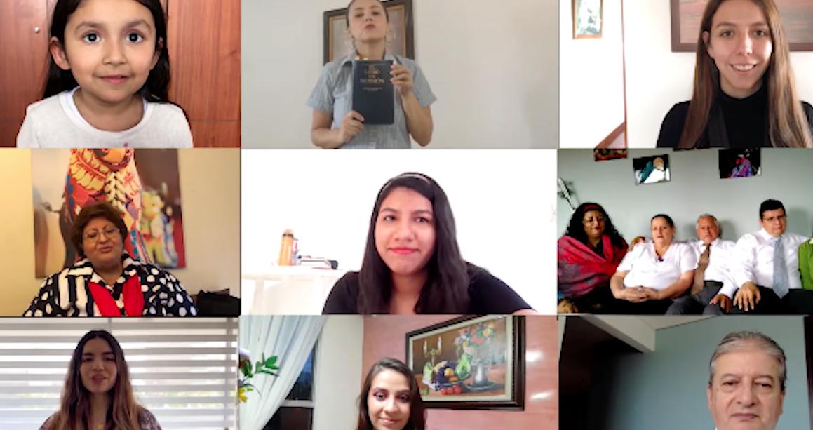 Dios está con ustedes: El emotivo vídeo que invita a los misioneros a seguir con buen ánimo