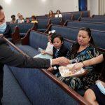 regresan reuniones en la Iglesia