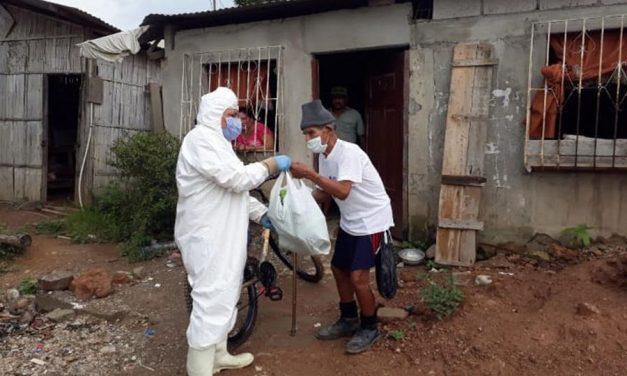 El ejemplar gesto de amor y servicio de estos miembros de la Iglesia de Jesucristo en  Ecuador