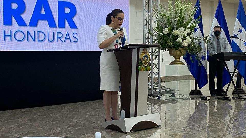 Orar por Honduras