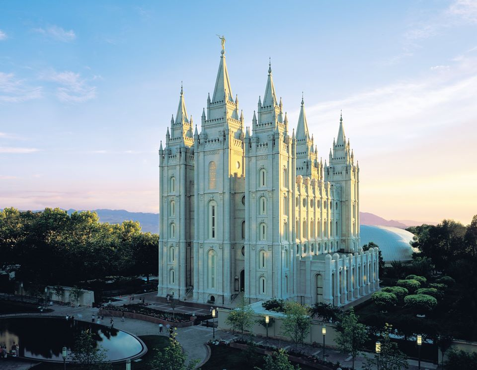 Templo de Salt Lake City