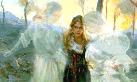 Hay ángeles a nuestro alrededor, enviados para fortalecernos, consolarnos y darnos valor