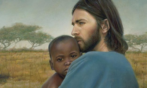 Arte en los centros de reuniones para reflejar una reverencia más profunda por Jesucristo