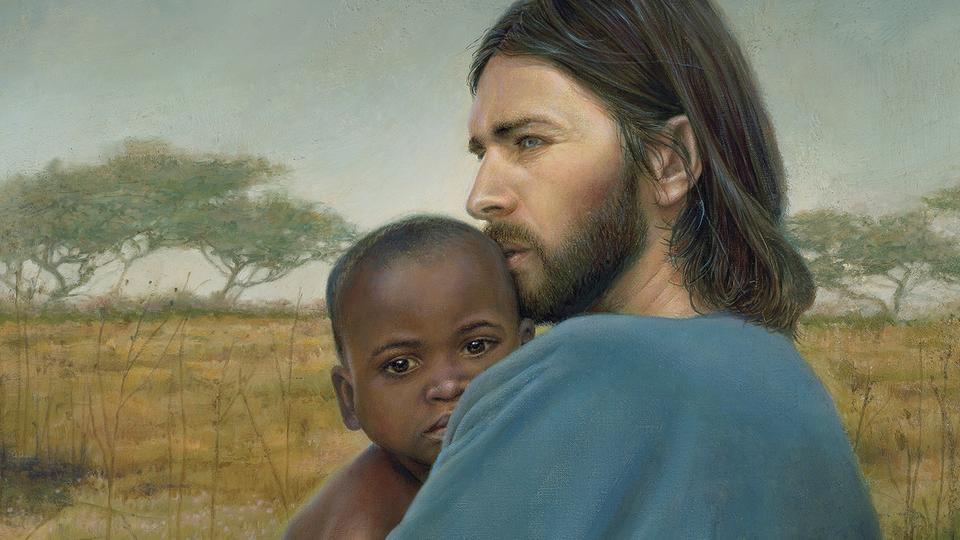 arte en los centros de reuniones de la Iglesia de Jesucristo