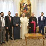 católicos y musulmanes