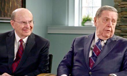 Élderes Holland y Cook: Servir en una misión, prepararse para la vida