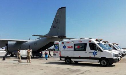 La Iglesia de Jesucristo dona equipos biomédicos para ambulancias en Perú