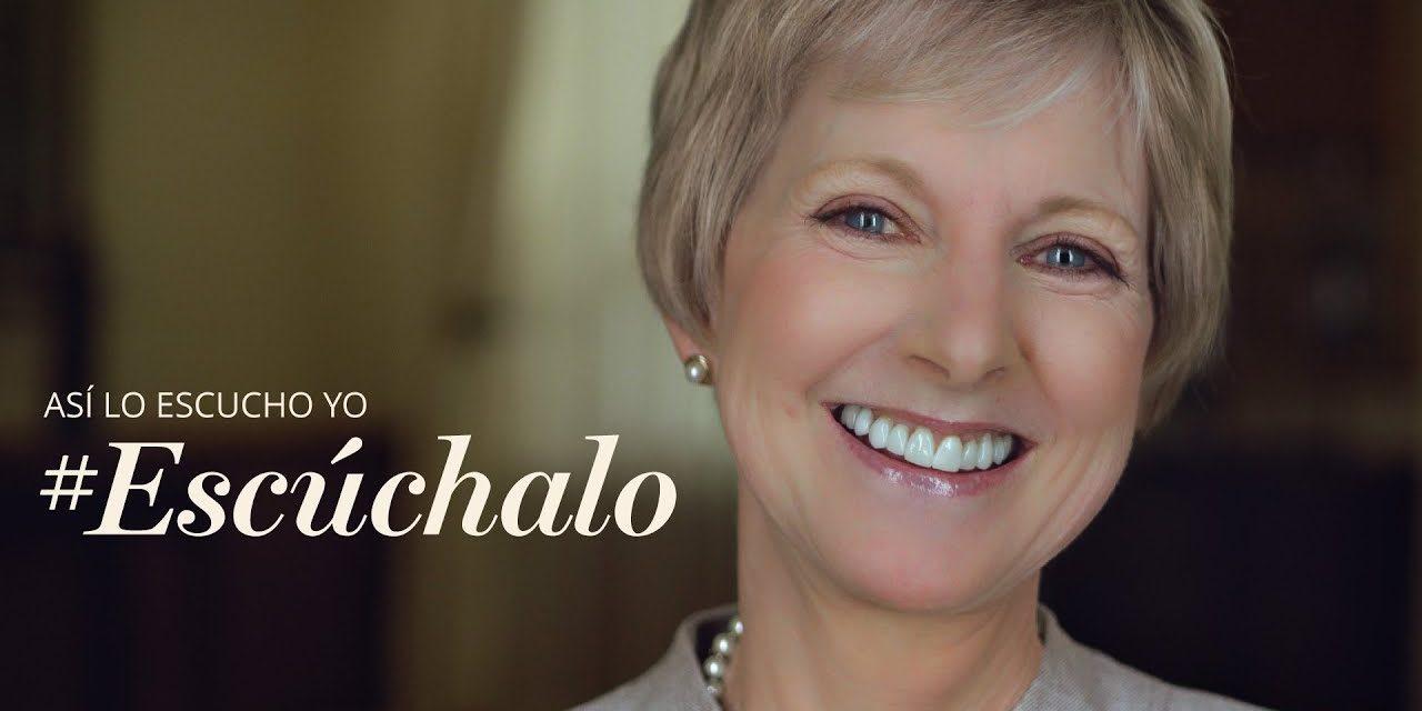 La hermana Jean B. Bingham comparte cómo escucha al Señor   #Escúchalo
