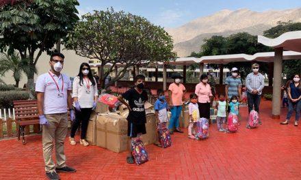 La Iglesia de Jesucristo ayuda a poblaciones vulnerables en Perú