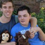 Caleb y Cory - donación de hígado