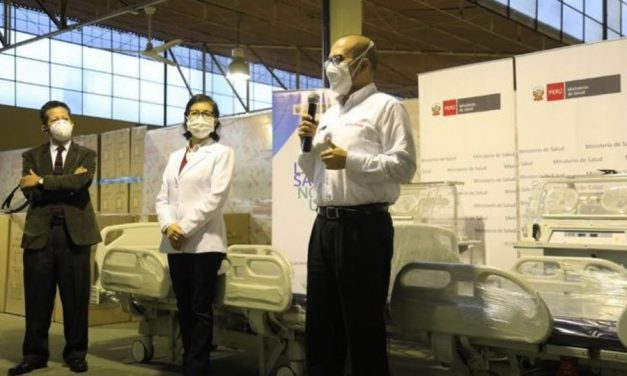 La Iglesia de Jesucristo dona 25 camas para UCI al Ministerio de Salud en Perú