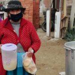 Donación de alimentos - La Iglesia de Jesucristo