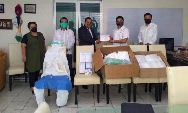 La Iglesia de Jesucristo dona equipos médicos durante la pandemia en México