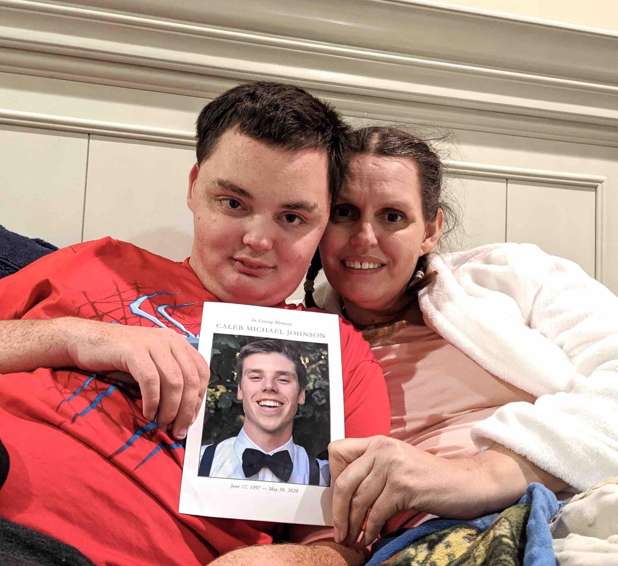 Mamá de Cory - donación de hígado