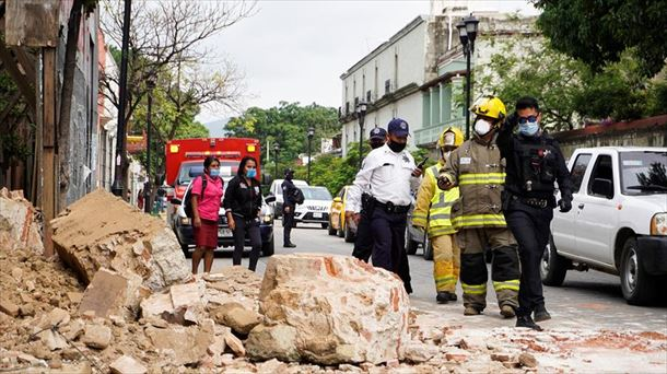 Todos los misioneros se encuentran a salvo después del terremoto en México