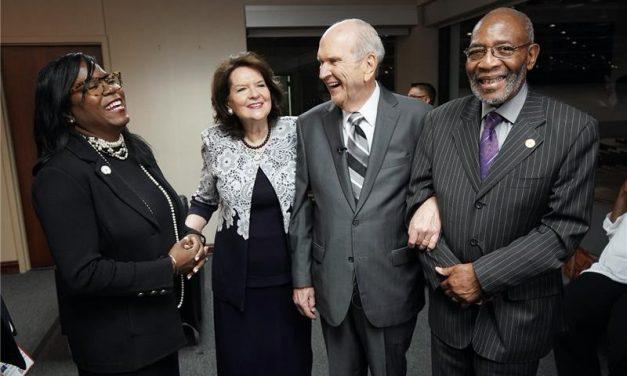 Presidente Nelson y líderes de color publican contundente artículo sobre el racismo