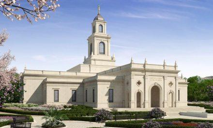 Se anuncia fecha para la Palada inicial del Templo de Salta, Argentina