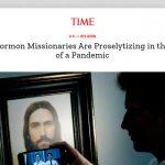 Revista Time- Misioneros