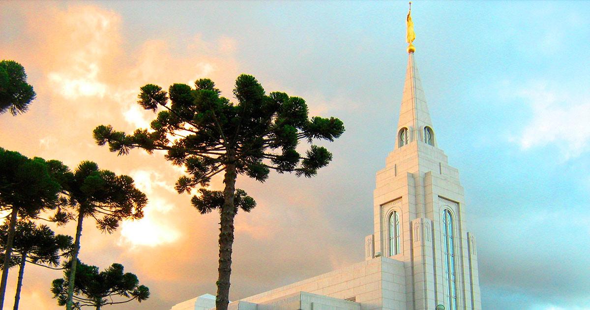 primer templo latinoamericano