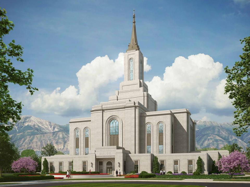 Templo de Orem, Utah