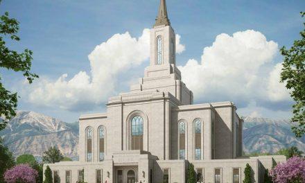 Se anuncia la Palada inicial para el Templo de Orem, Utah