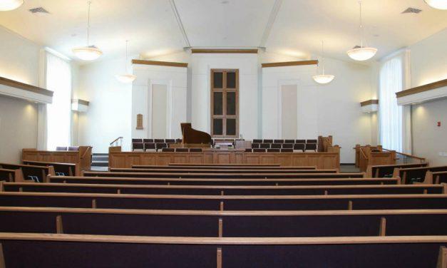 La razón por la que no extraño ir a la iglesia