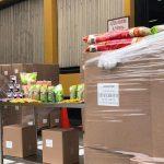 donaciones de canasta de alimentos - La Iglesia de Jesucristo
