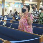 asistencia a las iglesias