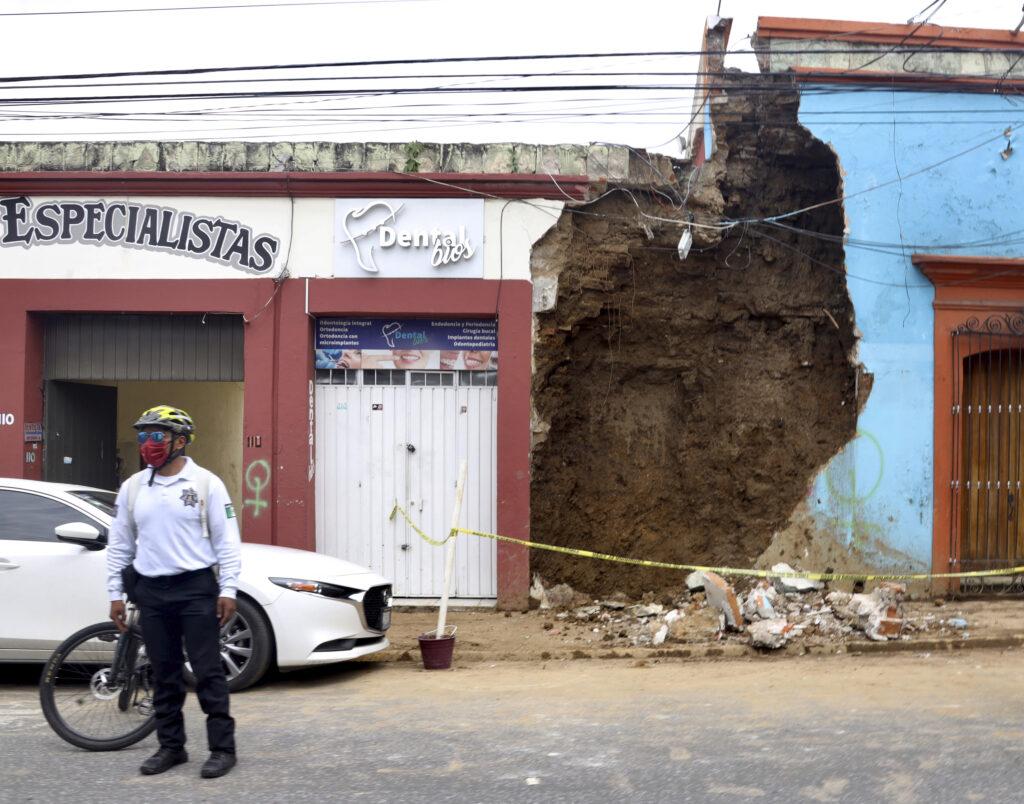 misioneros a salvo después del terremoto en México