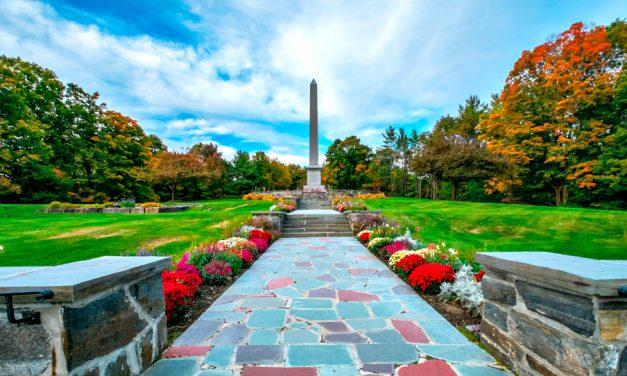7 curiosidades sobre el monumento conmemorativo del lugar de nacimiento de José Smith