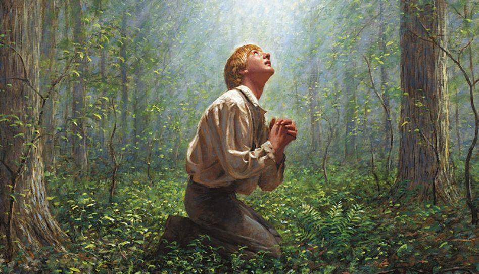 7 patrones de oración que aprendemos del profeta José Smith