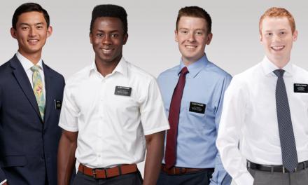 Se anuncia excepciones a los estándares de vestimenta para misioneros varones