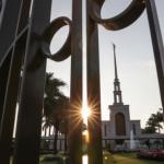 Templo de Sao Paulo, Brasil
