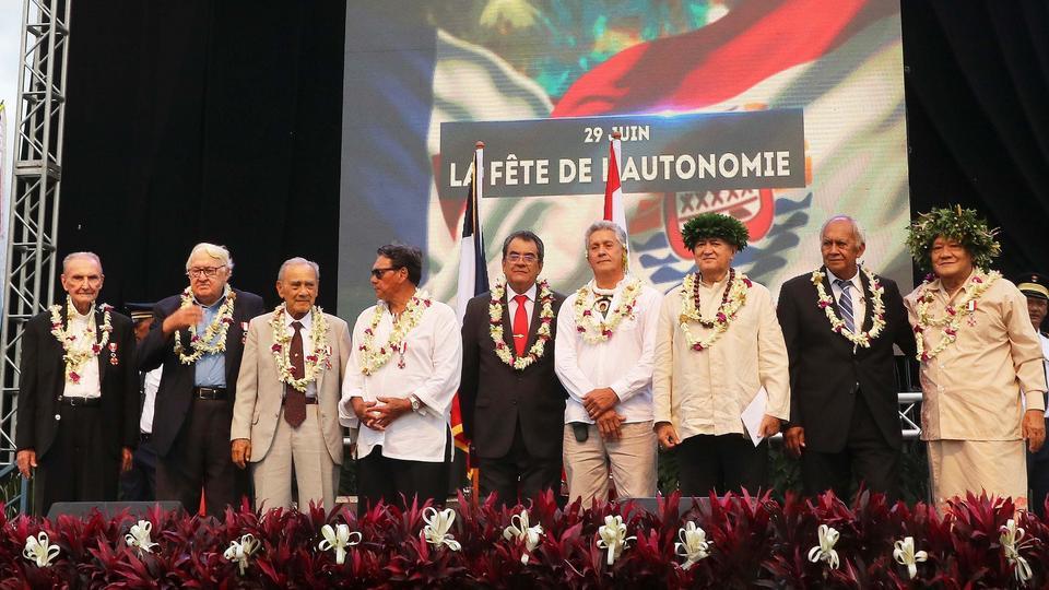Distinción a mormón en la Polinesia Francesa