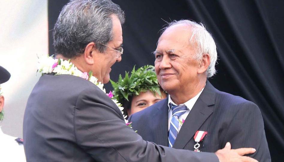 Santo de los Últimos Días recibe el premio más alto del gobierno de la Polinesia Francesa