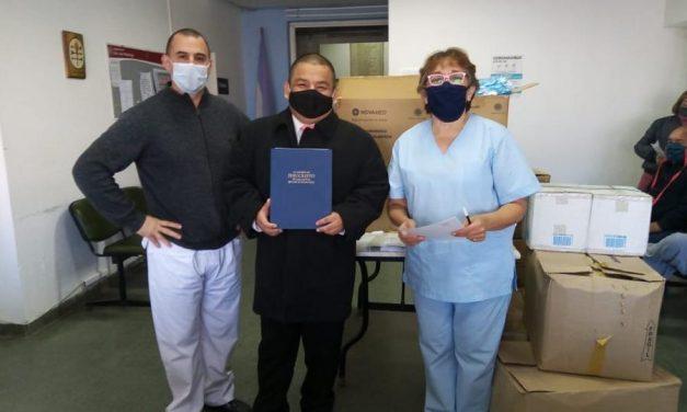 La Iglesia de Jesucristo dona equipos de bioseguridad a hospitales en Argentina